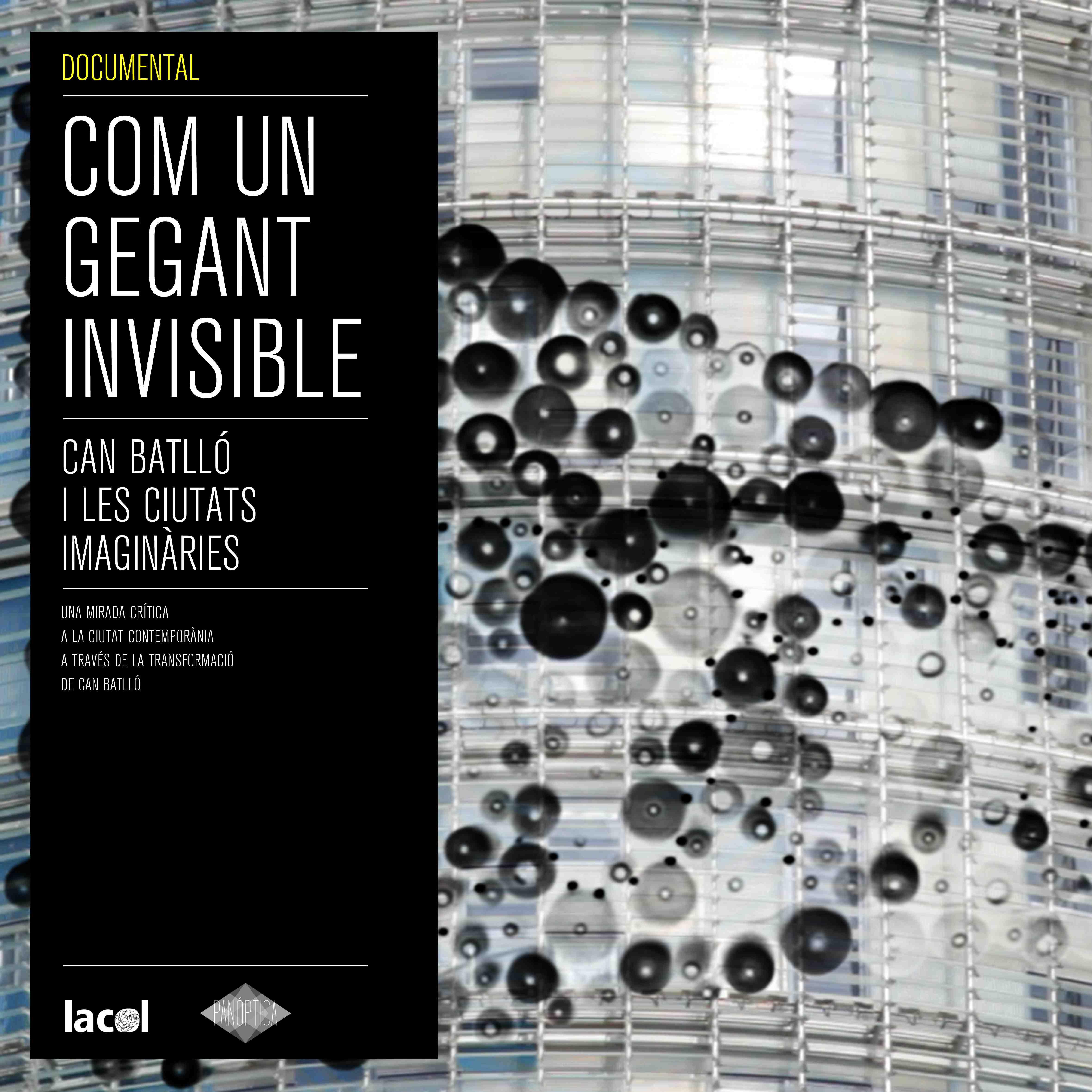 COM UN GEGANT INVISIBLE_cartell_baja