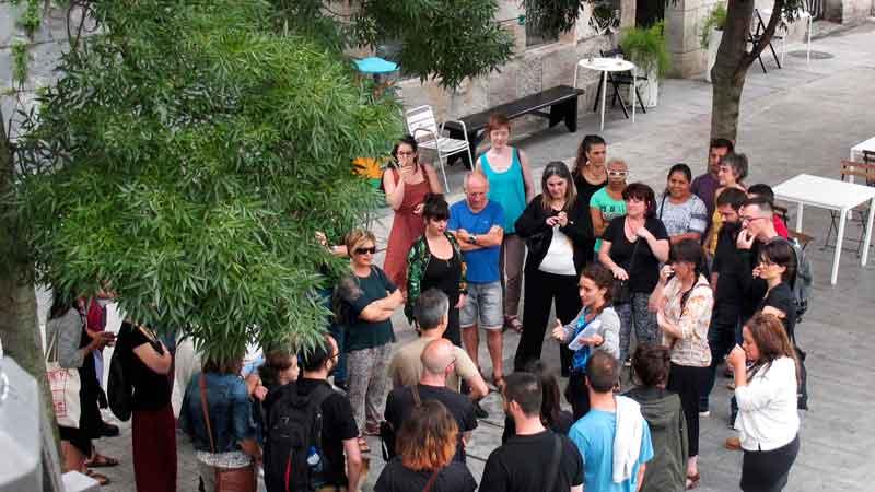 Diagnóstico urbano participativo